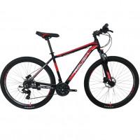 Велосипед 29 Roush 29HD210 AL PRO-2 крансый матовый