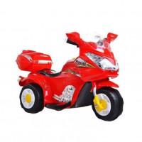 Электромотоцикл детский EC-B9777-1  КРАСНЫЙ  6V/4,5AH