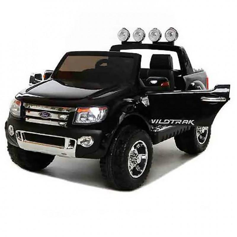 Электромобиль детский Ford Ranger F650 45436 (Р)   (Лицензионная модель) черный глянцевый