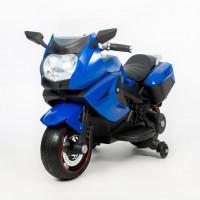 Детский мотобайк BMW 45383 (Р) синий