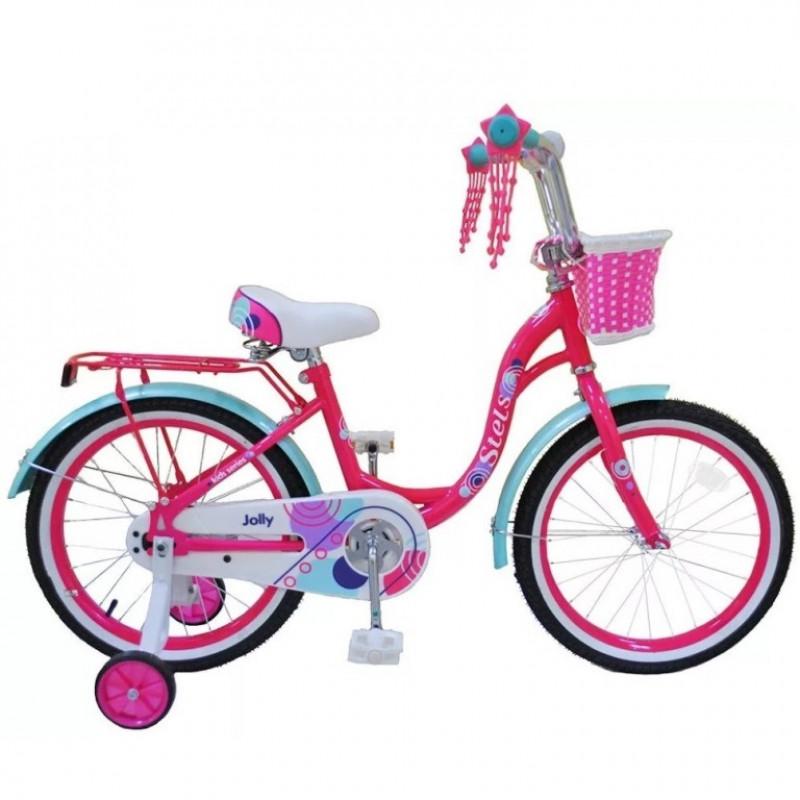 Велосипед 18 Stels Jolly V010 11