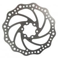 Ротор/диск тормозной Feilaier F6 160 mm, на 6 болтов BR-F6-160