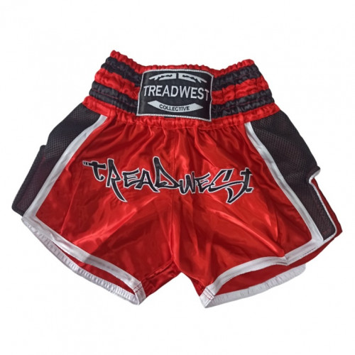 Шорты ММА TREADWEST UFC красн-черн разм S