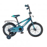 Велосипед 16 TT 16134  синий