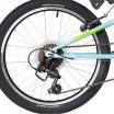 Велосипед 20 Novatrack SH6V.RACER.BL20 2020  6 скоростей синий