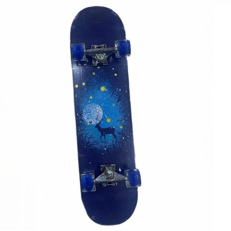 Скейтборд  деревянный JC-3108