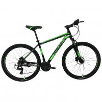 Горный велосипед Roush 29HD210 AL PRO-3 зелёный матовый (ГИДРАВЛИКА АЛЮМИНИЙ)