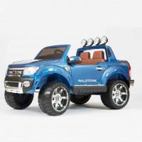 Электромобиль детский Ford Ranger 45444 (Р) (Лицензионная модель) синий, глянцевый