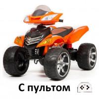 Электроквадроцикл детский Quad pro M007MP (1) (BJ5858) оранжевый р-у