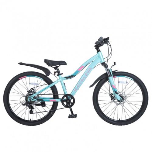 Велосипед 24 TT Katalina 13 бирюзовый
