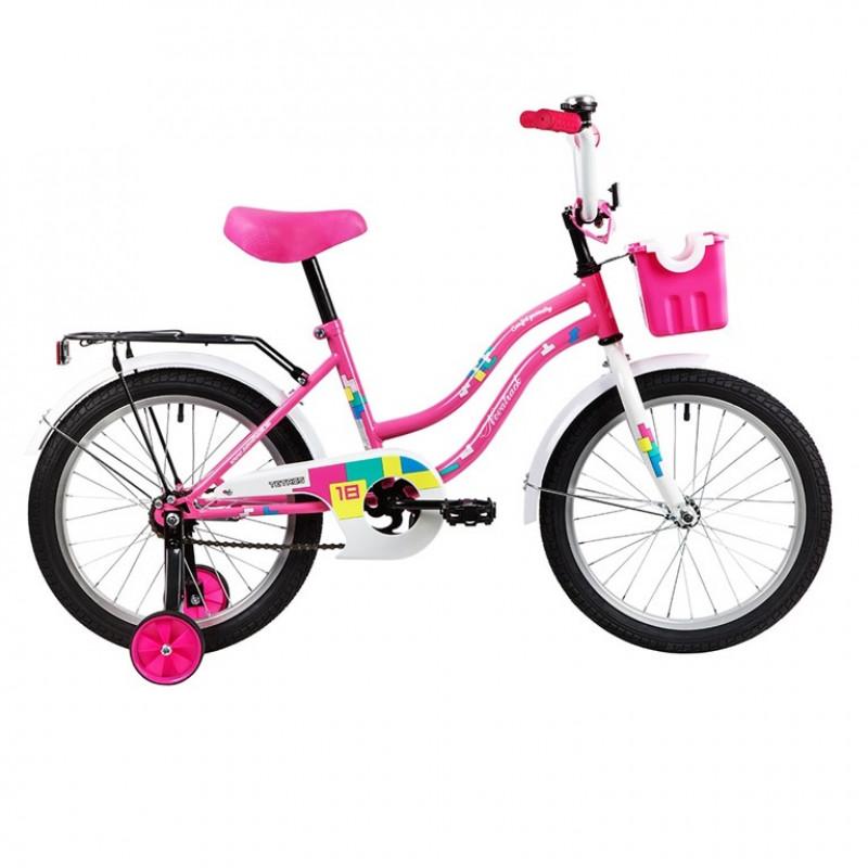 Велосипед 18 Novatrack Tetris.PN20 розовый