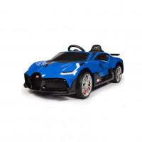 Электромобиль детский Bugatti DIVO HL338 51706 (Р)  (Лицензионная модель) синий глянец
