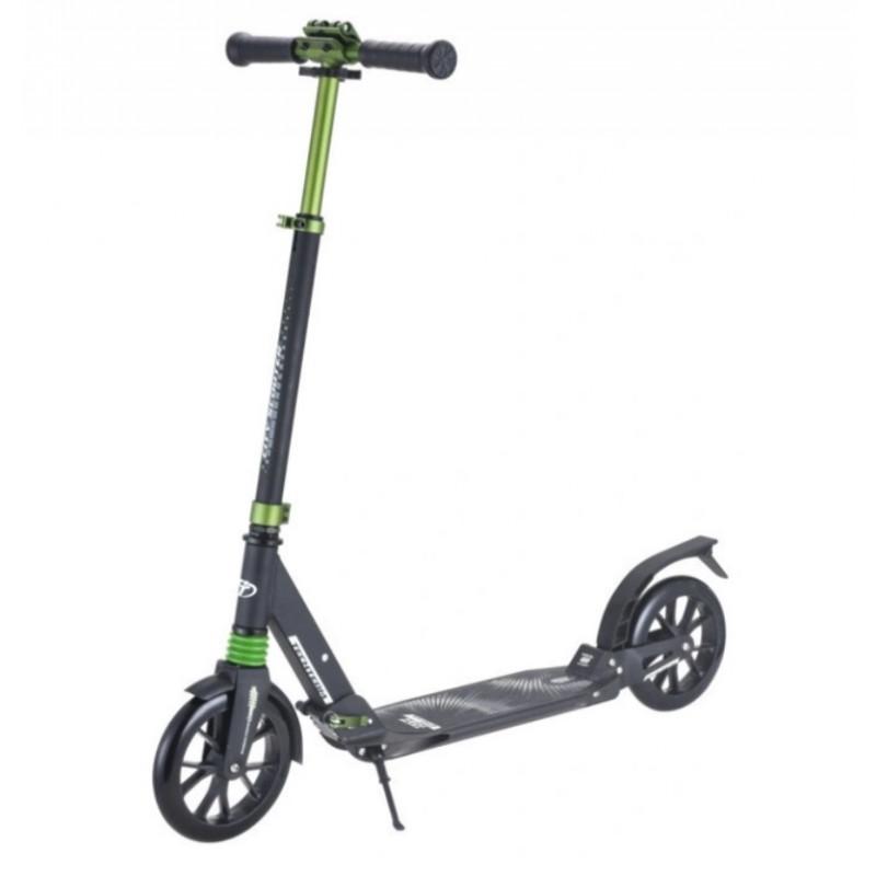 Самокат  TT City scooter (black) черный 2021