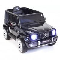 Электромобиль детский Mercedes-Benz 48636  черный