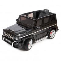 Электромобиль детский Mercedes-Benz G63 AMG 45473 (Р) черный-глянец