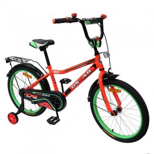 Велосипед 20 OSCAR TURBO оранжевый