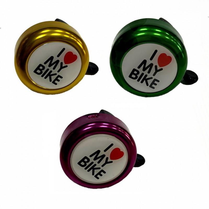 Звонок  45А-01...10 разноцветные
