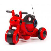 Электромотоцикл детский Y-MAXI 45567 (Р) красный, глянцевый