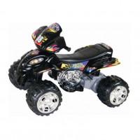 Электроквадроцикл детский TR1003B (1) черный 12в