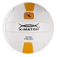 Мяч волейболный X-Match 56306 2 слоя ПВХ маш.,сш,кам
