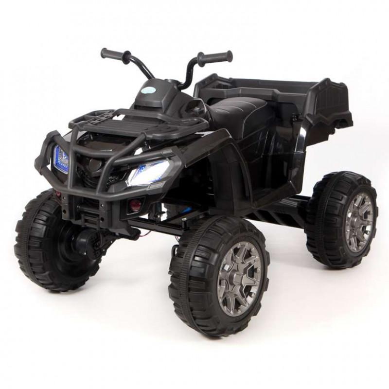 Электроквадроцикл детский Grizzly Next 45401 (Р) черный