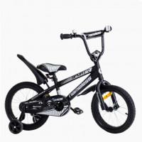 Велосипед 20 Nameless Sport, черный/серебристый