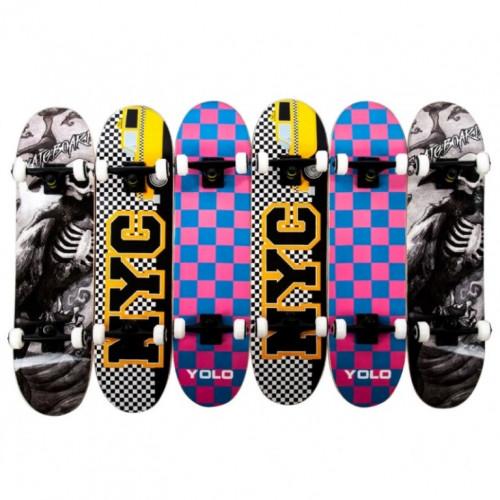 Скейтборд  SLIDE MASTER (6)