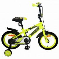 Велосипед 12  Nameless SPORT, жёлтый/черный