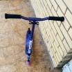 Городской самокат TT 125R-comfort  2021г фиолетовый от 3 лет 1/6