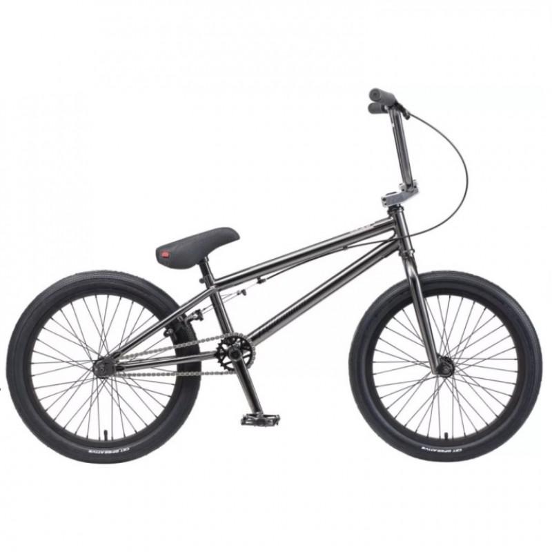 Велосипед трюкавой 20 TT Millenniumцвет-зеркальный (АКЦИЯ!!!)