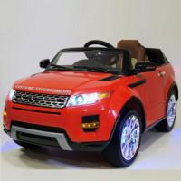 Детский электромобиль Range Rover 50198 красный VIP