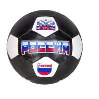 Мяч  T88626  Футбольный, 230/250гр.,№5 ,PVC. shine, 1poly cot