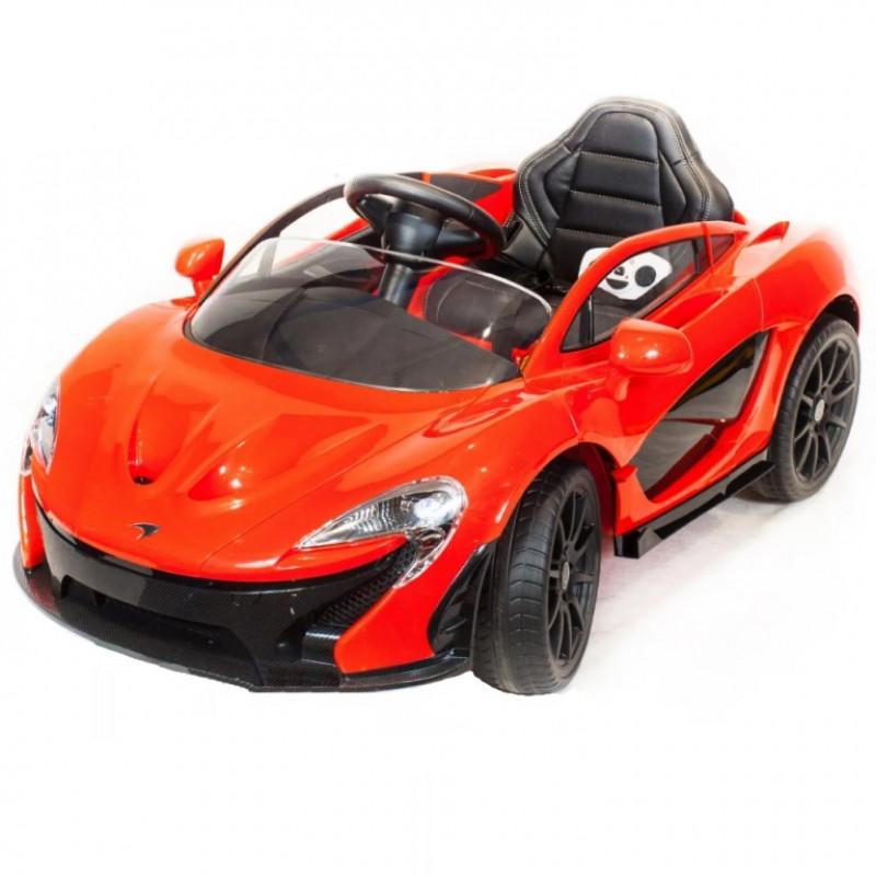 Электромобиль детский Mclaren Z672  50511 (Р) красный