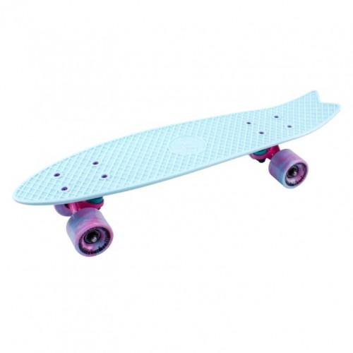 Скейтборд  ТТ Fishboard 23 sky blue 1/4 TLS-406
