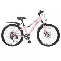Велосипед 24 TT Katalina 13 розовый
