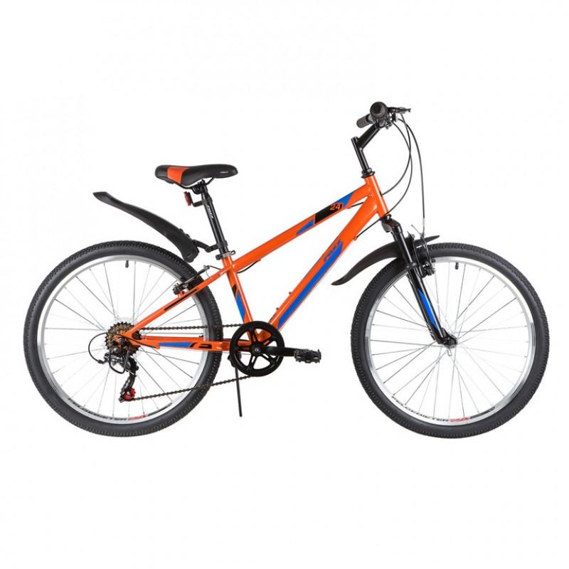 Велосипед 24 SHV.Mango.12OR0 оранж.
