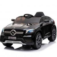 Электромобиль детский  Mercedes-Benz Concept GLC Coupe BBH-0008, 50525 (Р) чёрный , глянец