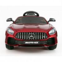 Электромобиль детский Mercedes-Benz AMG GT R, одноместный 45491  (Р)  (Лицензионная модель)  красный глянец
