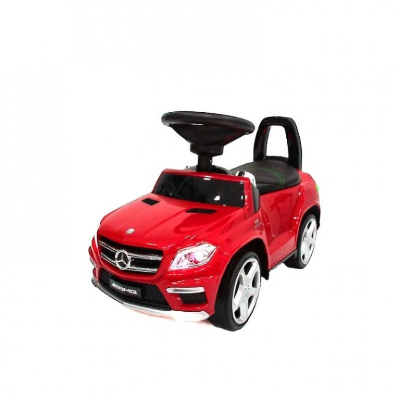 Каталка  Mercedes 35286 красный
