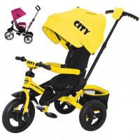 Велосипед 3-х кол. JD5Y желт. 10