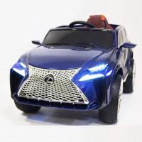 Электромобиль детский Lexus 48541 синий
