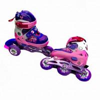Роликовые коньки Explore KEDDO р.26-29 фиолетовый