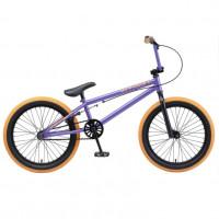 Велосипед трюкавой 20 TT Mack фиолетовый (АКЦИЯ!!!)
