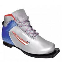 Ботинки лыжные  41р. 75мм Marax  М350  сереб-син