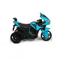 Электромотоцикл детский M777AA  51639 (Р) синий