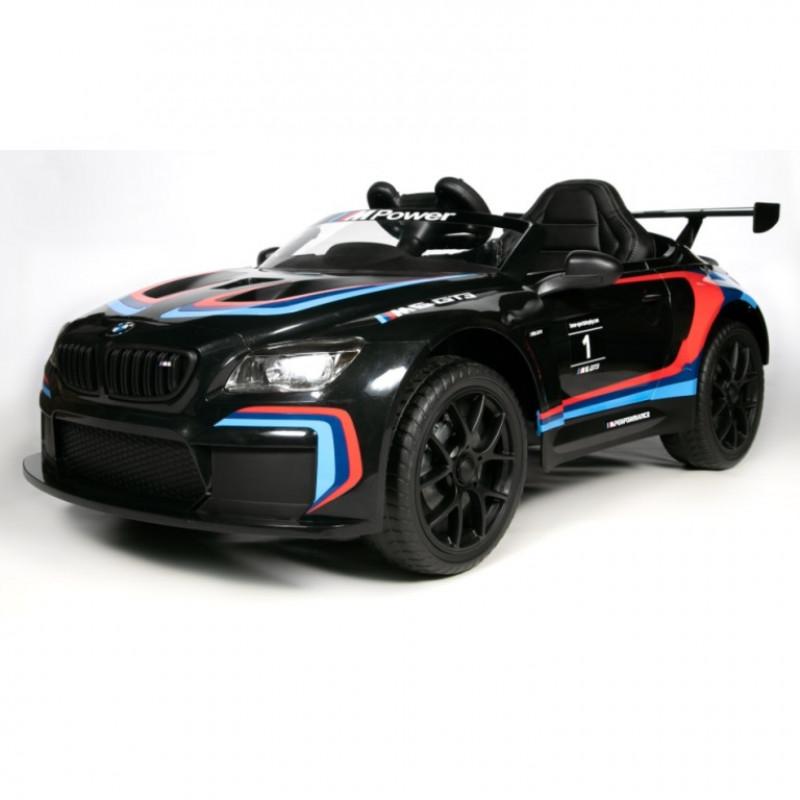 Электромобиль детский BMW 47098 (Р) чёрный