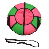 Тюбинг  CH- 85-ТО цвет N15 розовый/зелёный  д=85см 1/5