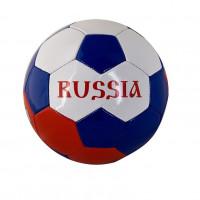 Мяч  T88630  Футбольный, 330/350гр.,№5 ,PVC. глянец 2слоя Россия