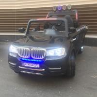 Электромобиль детский BMW 38382 24V полный привод черный (4х4)