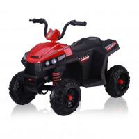 Электроквадроцикл детский 46967  красный